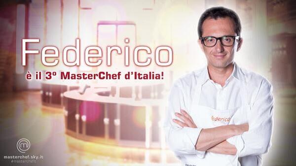 Primaradio intervista Federico Ferrero, vincitore di Masterchef