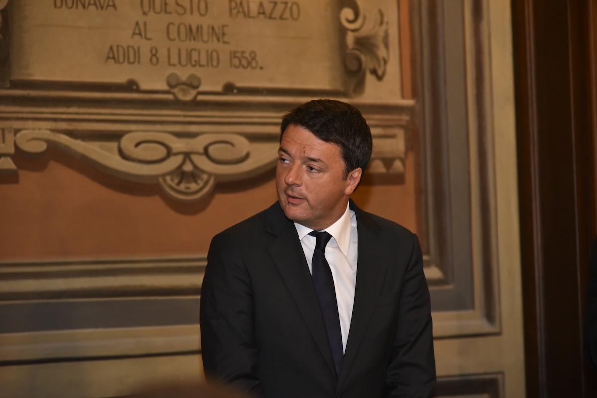 Renzi: superare limiti burocrazia come per lavori Bisagno