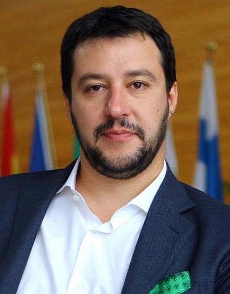 Matteo Salvini ad Asti per Rasero sindaco