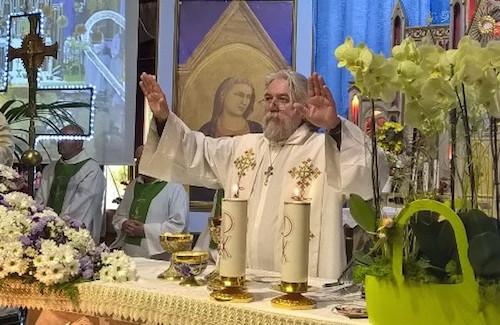 Meluzzi primate della Chiesa Ortodossa