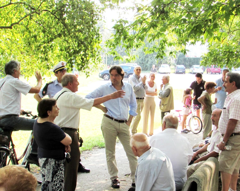 Riprendono gli incontri del sindaco nei quartieri: venerdì al Parco della Resistenza, sabato Lungo Tanaro