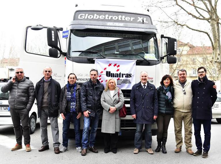Mobilitazione autotrasportatori: incontro in Prefettura ad Asti