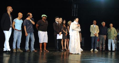 Carla Fracci al Gran Galà del Moncalvo in Danza