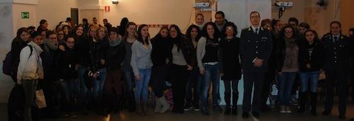 Alternanza scuola-lavoro all'istituto Monti: incontro con la consiglierà di parità