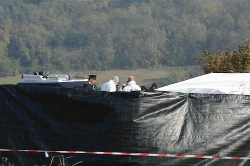Ceste: nuovo sopralluogo stamattina nel Rio Mersa