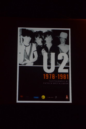 "A Palazzo Ottolenghi la mostra ""U2 from 1978 to 1981"""