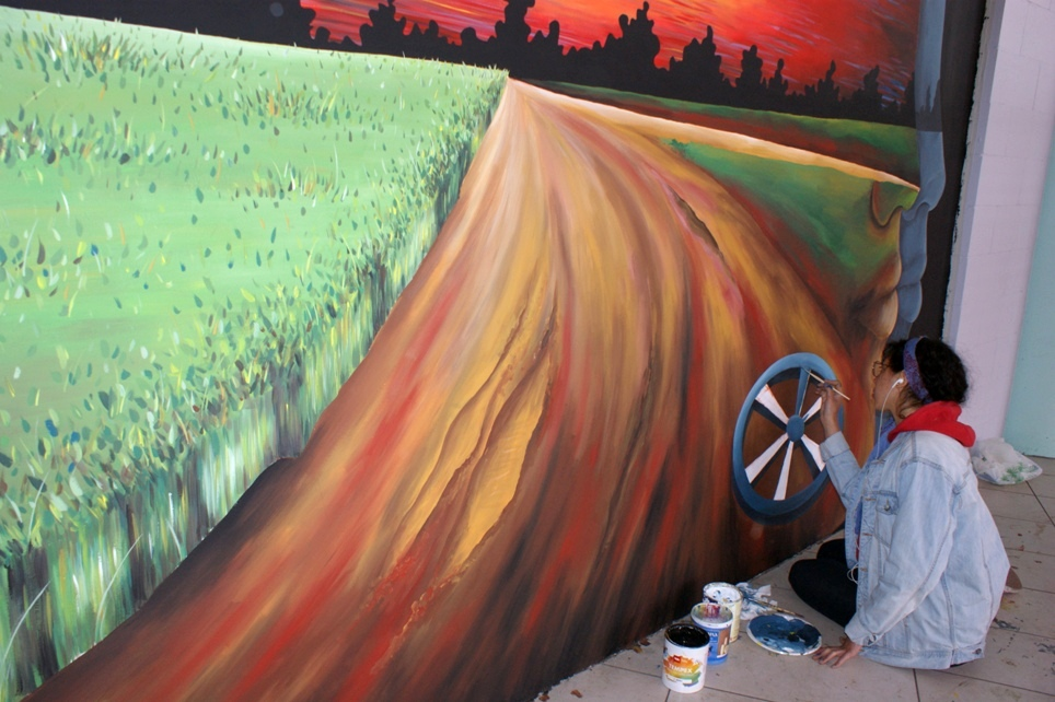 Si inaugurano i murales del Movicentro