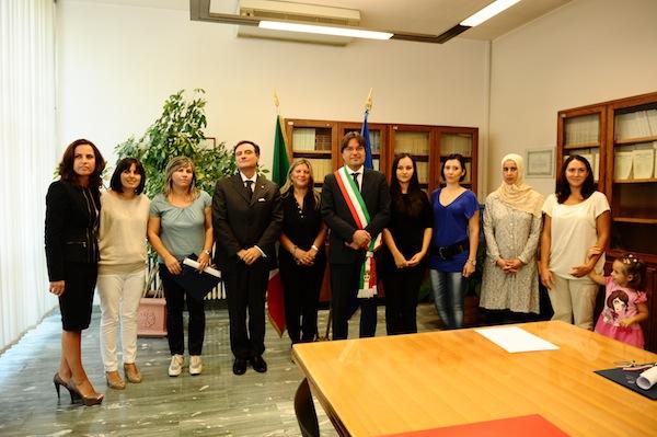 Da questa mattina Asti conta sette nuove cittadine italiane