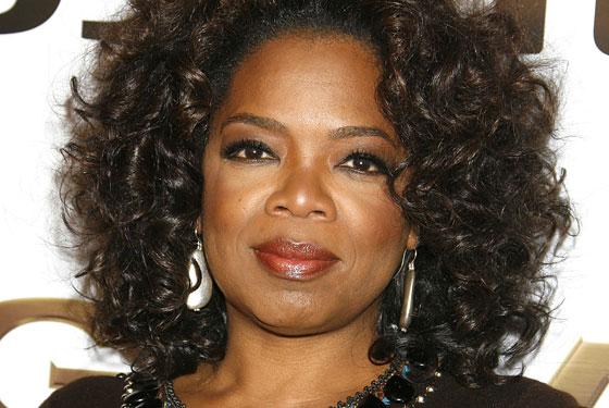 Oprah e la borsa di coccodrillo