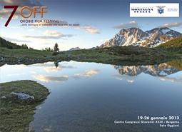"""""""Orobie Film Festival"""": aperte le iscrizioni per la settima edizione"""