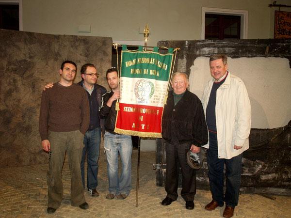 La storia di Natale Pia a Fontanile