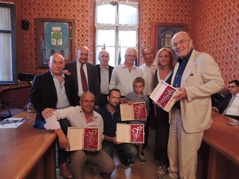 Si è aperta VininVilla, la Festa del Vino e della Bagna Frèida di Villafranca d'Asti