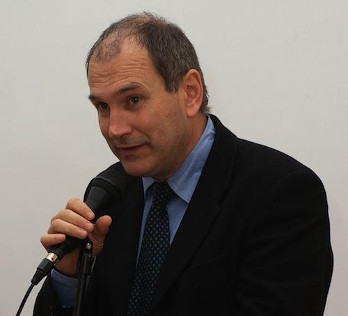 Paolo Ferrero presenta il suo libro alla Casa del Popolo