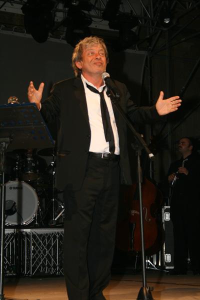Paolo Rossi al Foro Boario di Nizza Monferrato