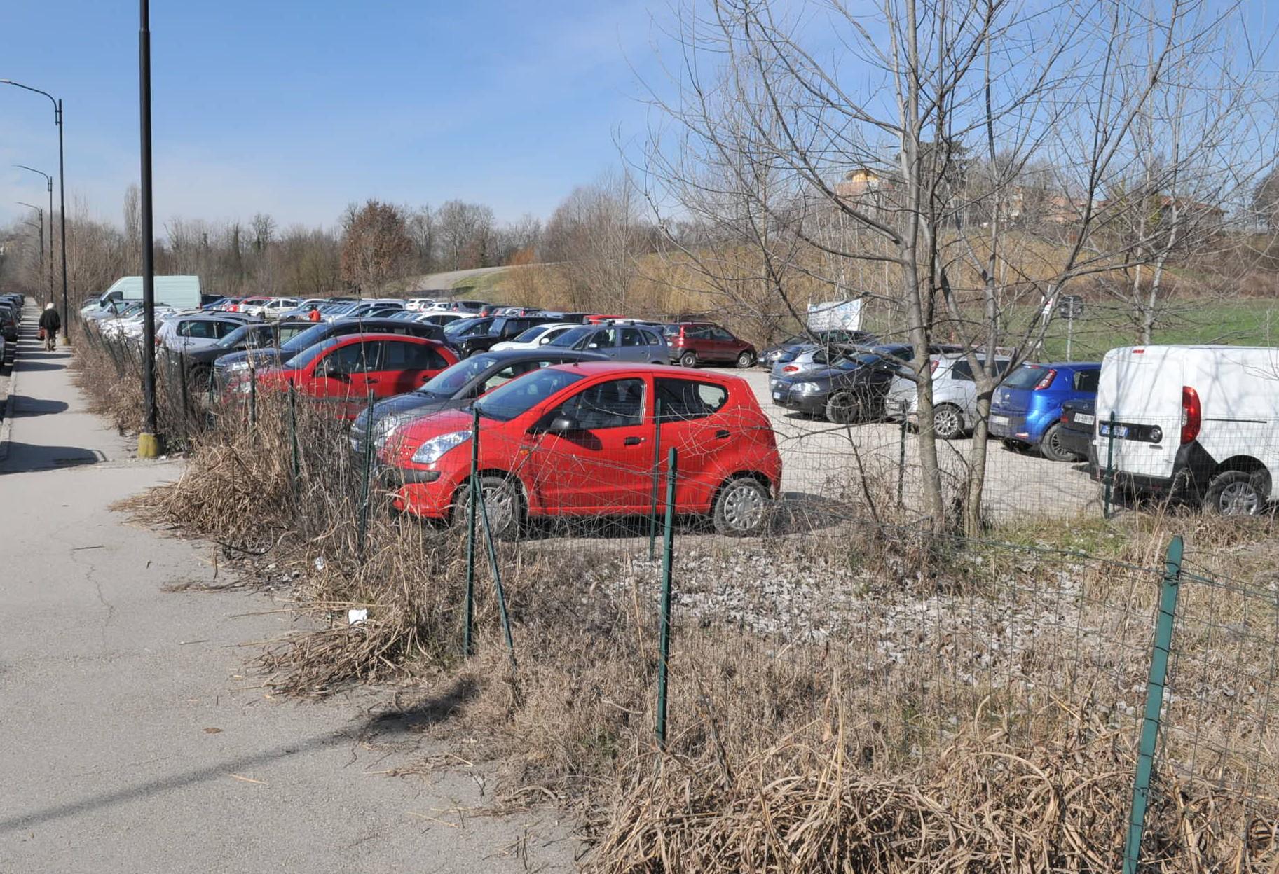 Terminati i lavori per il nuovo parcheggio dell'ospedale di Asti