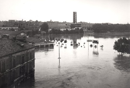 Con Verdeterra si ricorderà l'alluvione del Borbore del 1948