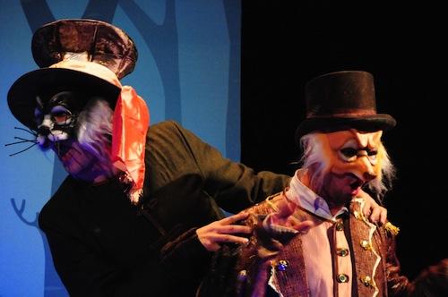 La favola di Pinocchio sul palco del Teatro Alfieri