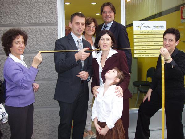 Inaugurato ad Asti un ufficio postale privato