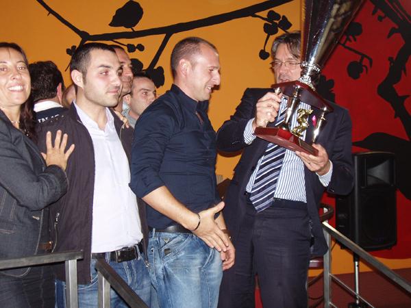 Premiata la squadra vincente del Torneo degli Enti