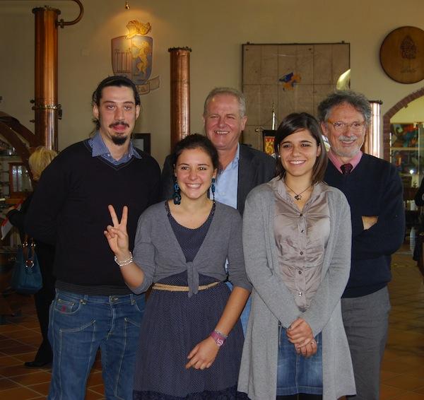 Cinque vincitori per il Premio Moriondo