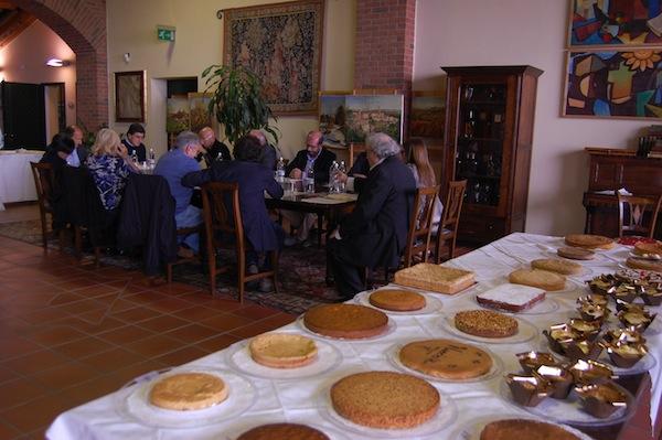 Quindici selezionati per il premio di pasticceria Moriondo Carlo