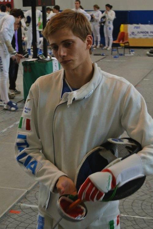 Gran prova di Andrea Pucciariello che chiude al 6° posto al French Open Championships di Parigi