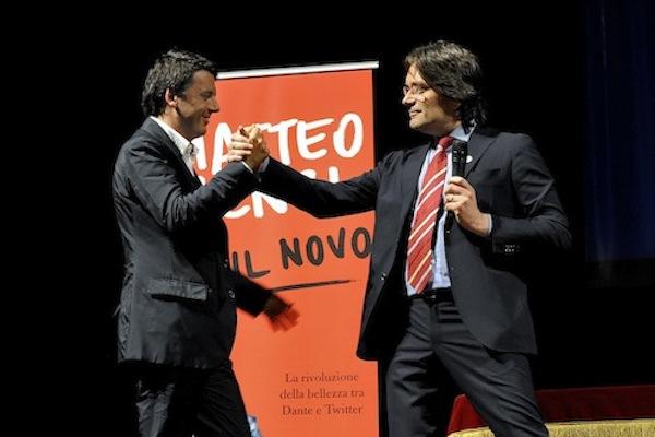 Matteo Renzi oggi ad Asti