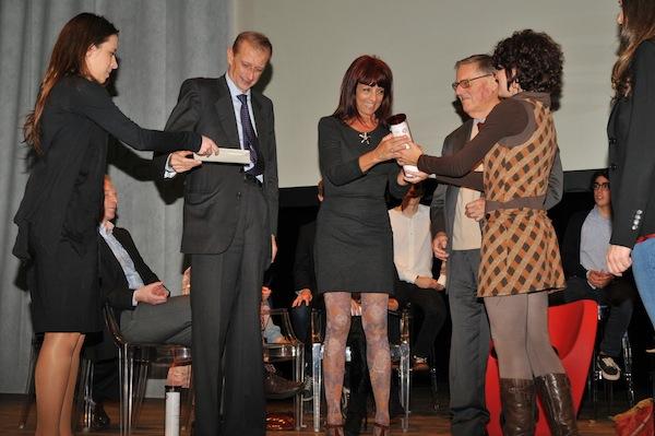 """Romana Petri vince il Premio Bottari Lattes Grinzane 2012  con """"Tutta la vita"""""""