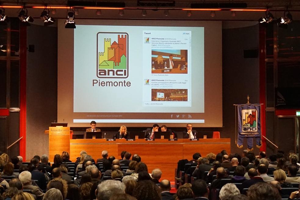 Legge di stabilità:  in 220 all'evento a Torino con gli esperti nazionali dell'Anci
