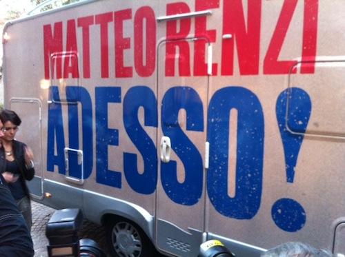 Il premier Matteo Renzi ad Asti: il video