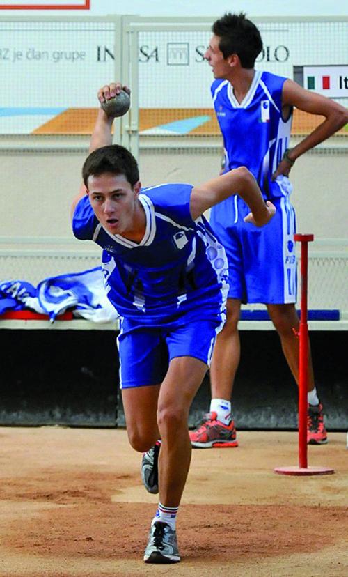 Bocce: il Brb Ivrea dell'astigiano Mauro Roggero ha conquistato la sua seconda Coppa Campioni