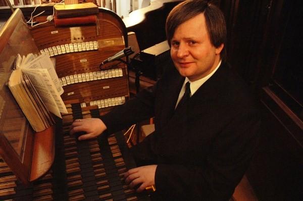 """Roman Perucki conclude """"Notte d'organo"""""""