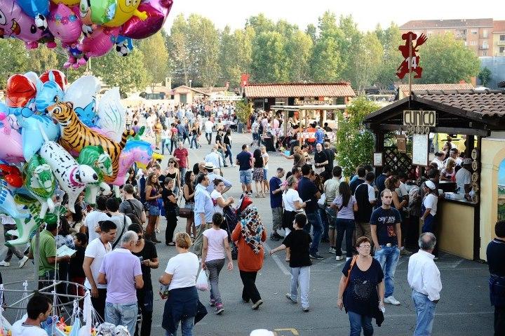 FESTIVAL DELLE SAGRE 2012