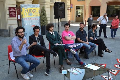 A San Damiano, con il Fuori Luogo, si parla internazionale