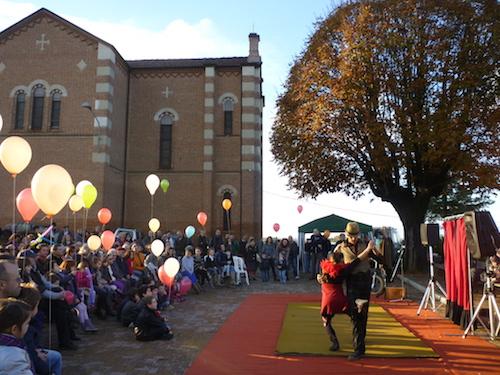 A Castiglione si festeggia San Martino