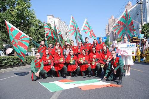 Il Borgo San Pietro conquista Shanghai e costruisce nuovi legami internazionali