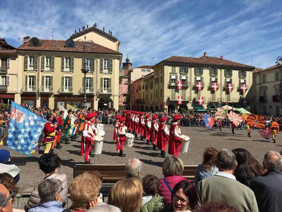 Asti celebra il suo patrono. Oggi è San Secondo