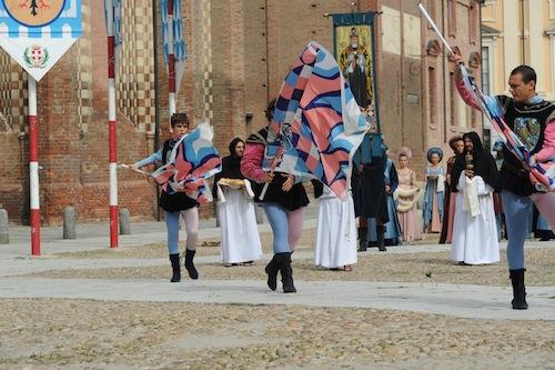 Santa Maria Nuova celebra il mezzo secolo del Palio di Asti