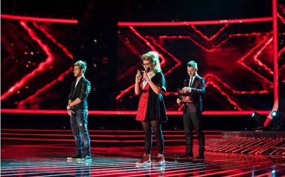 Cixi in finale a X Factor 2012