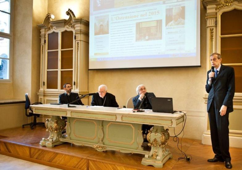 conferenza sindone