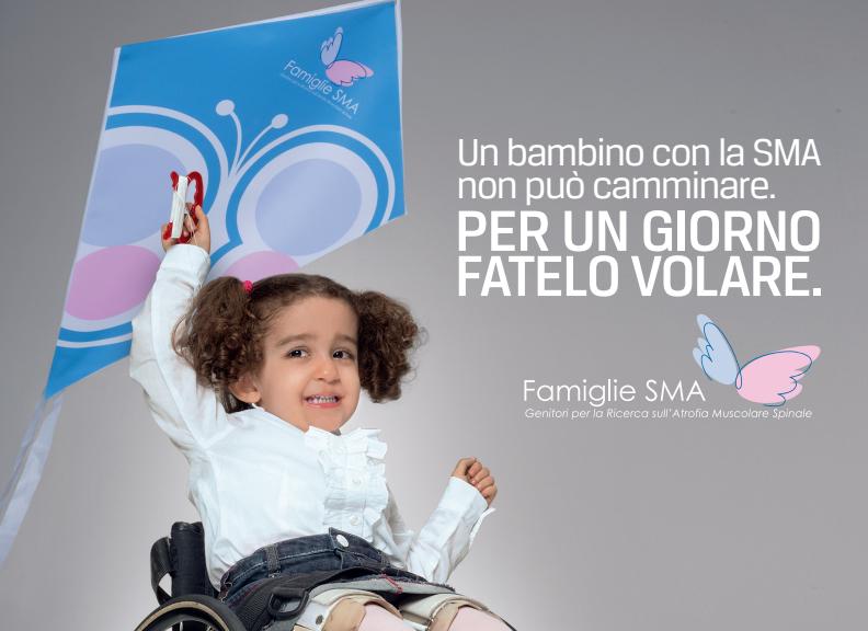 """""""Un Aquilone per un   bambino"""" di Famiglie SMA a Montiglio Monferrato"""