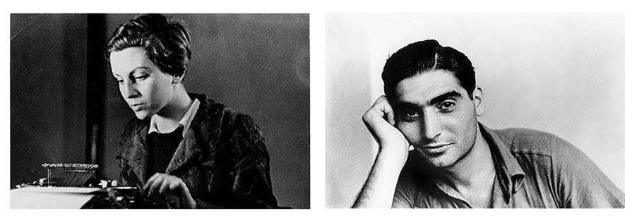 """Conversazione su Gerda Taro e Robert Capa """"Aspettando Passepartout"""""""