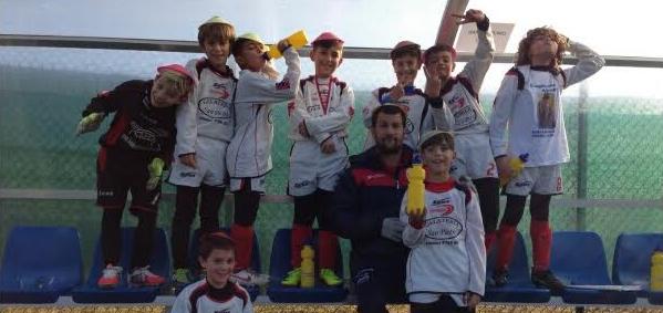 Ultimi sforzi dell'anno per gli atleti della Mezzaluna Calcio