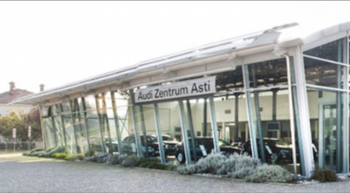 Tentato furto all'Audi Zentrum di Asti