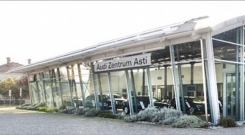 Tentato furto all'Audi Zentrum di Asti