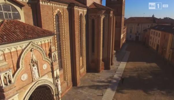 Il video Rai della Messa in diretta da Asti