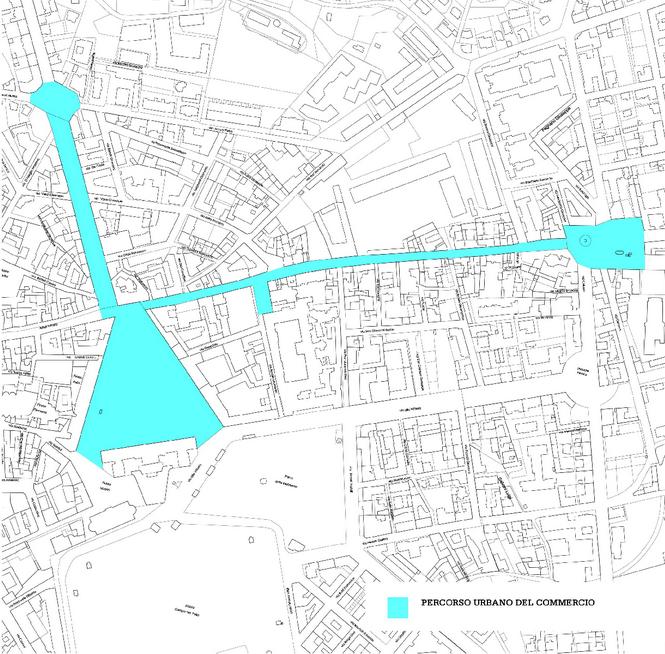 Riqualificazione urbana e bando a sostegno delle imprese commerciali per il centro di Asti