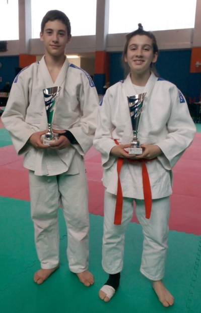 Judo Monferrato al trofeo Nela di Villadossola