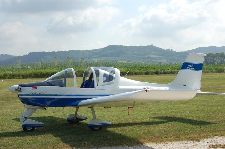 Ultraleggero caduto a Castelnuovo Don Bosco: feriti passeggero e pilota