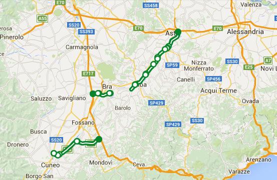 """At-Cn. Rabino e Monchiero (SC) interrogano Renzi: """"Vogliamo soluzioni per la Asti-Cuneo"""""""